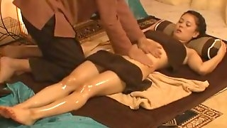 Crazy Japanese model Haruki Aoyama in Fabulous Massage, Masturbation JAV clip