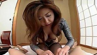 Amazing Japanese chick in Crazy Blowjob, JAV Uncensored JAV scene