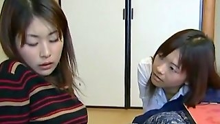 Hottest Japanese whore Sayaka Morishita, Yui Misa, Shiho Tsubokura in Crazy JAV scene