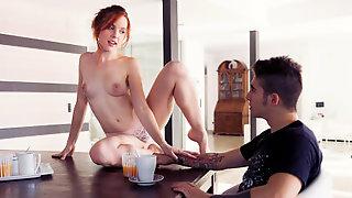 Amarna Miller in Good Morning - VirtualRealPorn