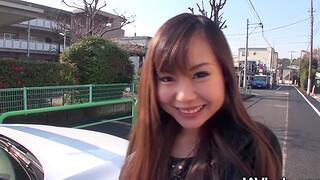 Hairy JAV girl Mai Kawasumi creampied
